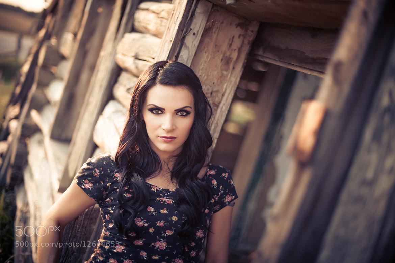 Photograph ~ Olivia ~ by Randy Pond on 500px