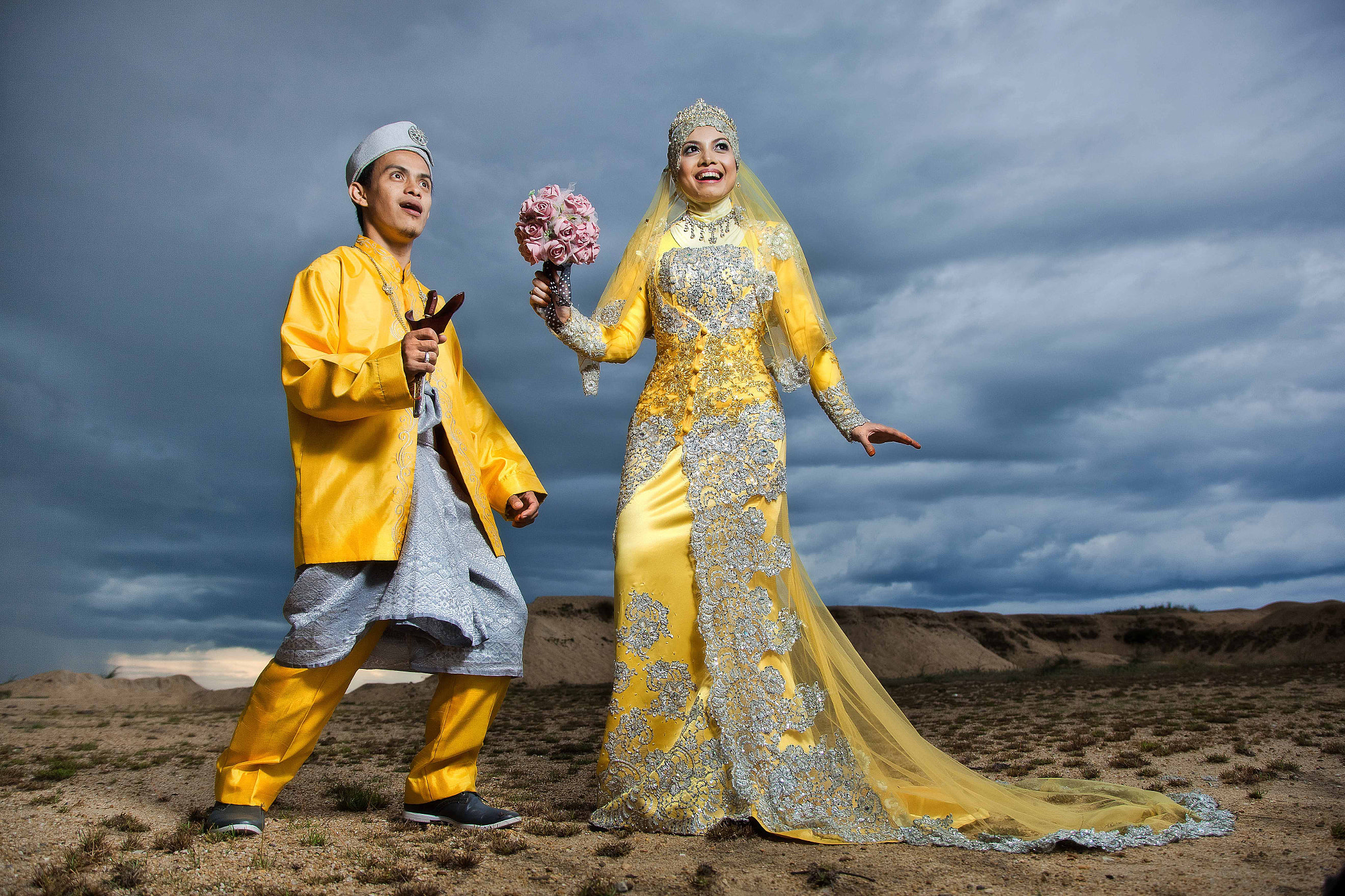 Photograph MALAY WEDDING by abe less on 500px