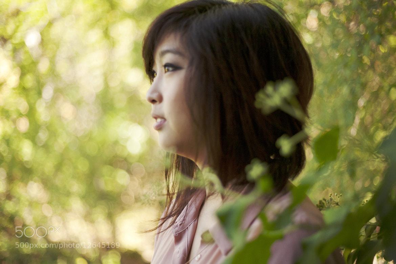 Photograph Vivian by Christine  Chen on 500px
