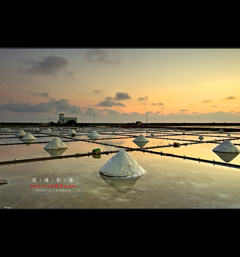 Photograph Wapan Salt Field by SUNRISE@DAWN photography 風傳影像 on 500px