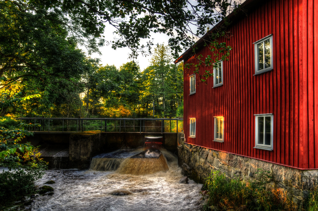 Photograph The mill became a Bed & Breakfast... by Almqvist Photo on 500px
