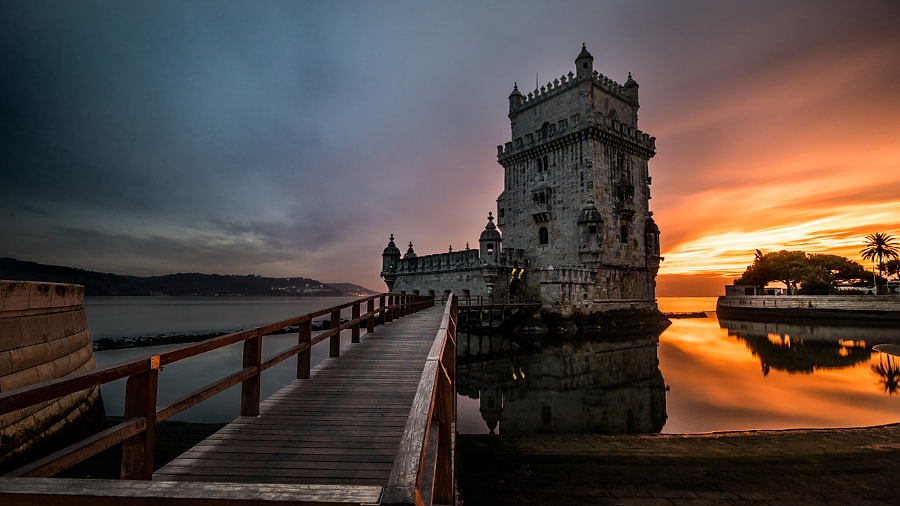 Belem tower - Lisbon, Portugal - Travel photography by Giuseppe Milo on 500px.com