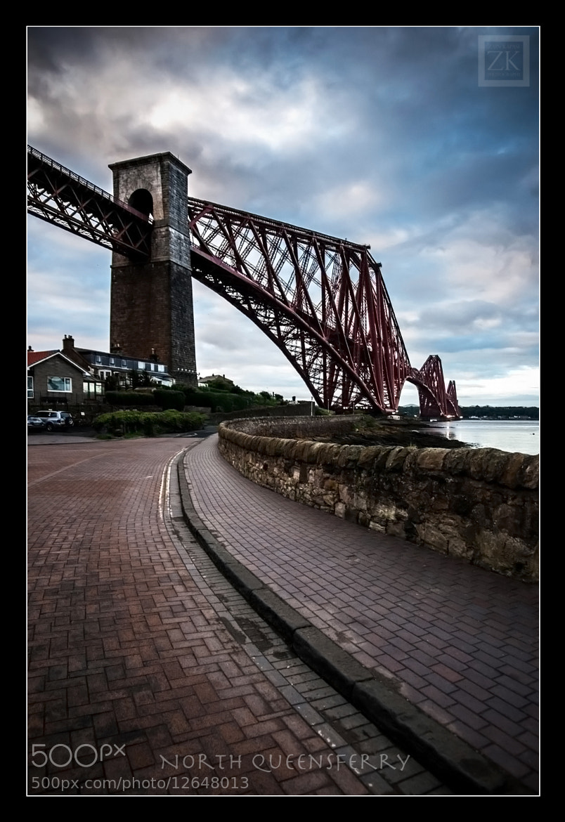 Photograph North Queensferry by Zain Kapasi on 500px