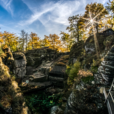 rocks & stairs & stuff