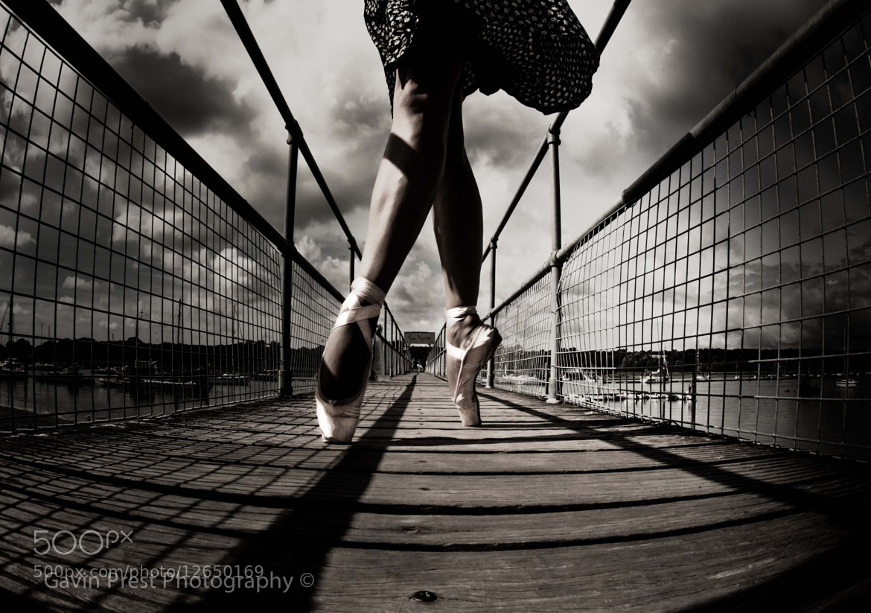 Photograph Urban Ballet bridge by Gavin Prest on 500px