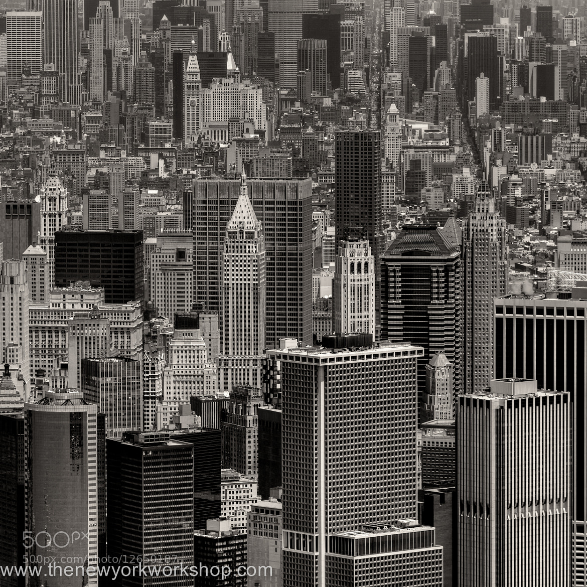 Photograph Manhattan 6 miles digest by regis boileau on 500px