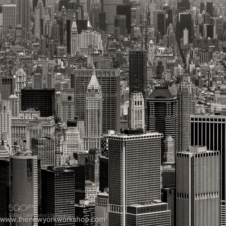 Photograph Manhattan 6 miles digest by regis boileau on 500px