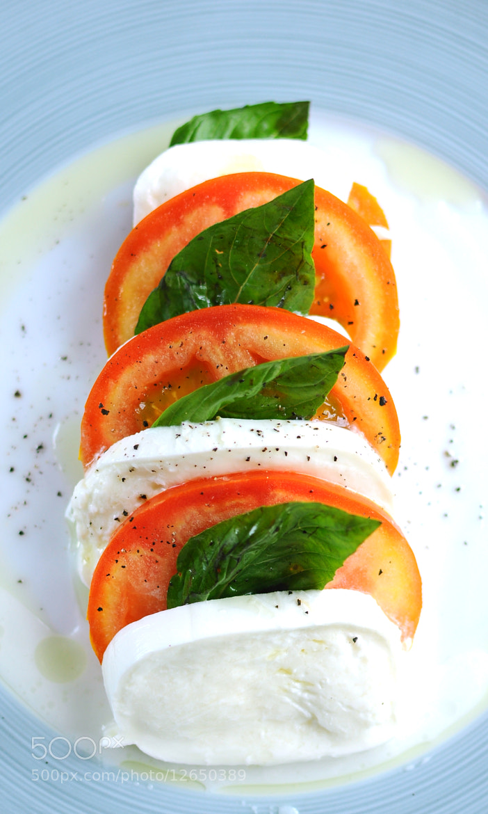Photograph Classic Caprese by Simon Sperling on 500px