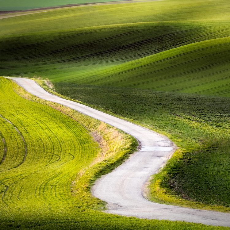 Photograph road by Piotr Krol on 500px