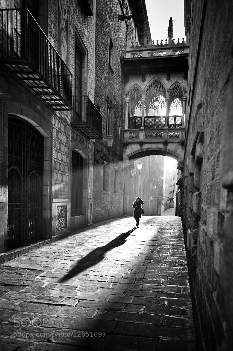 Photograph Gothic Quarters - Barcelona by Frank van Haalen on 500px