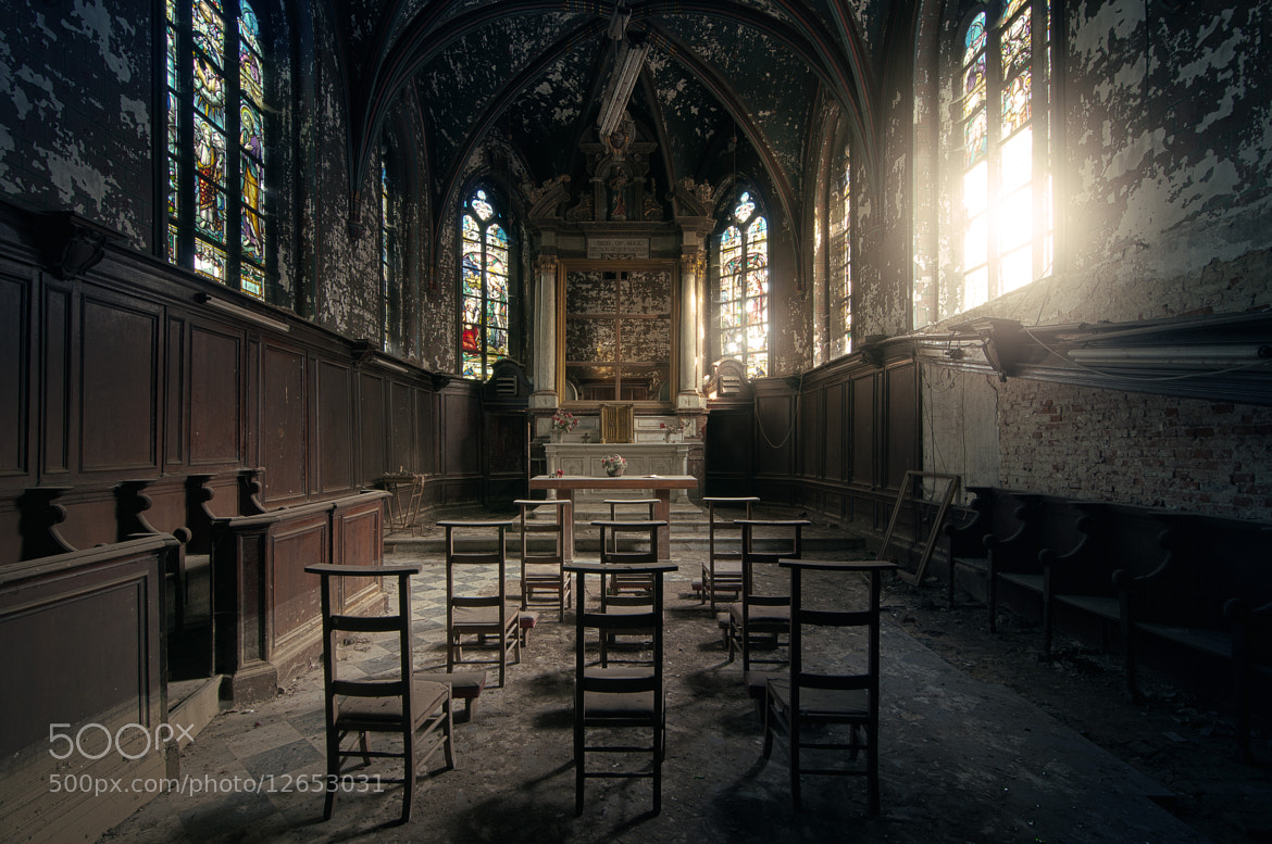 Photograph Eventide Communion by James Charlick on 500px