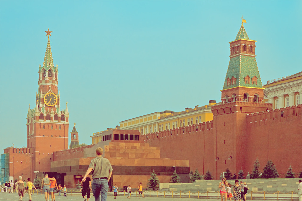 Photograph Moscow Postcards - Kremlin by Eike Siemrodt on 500px