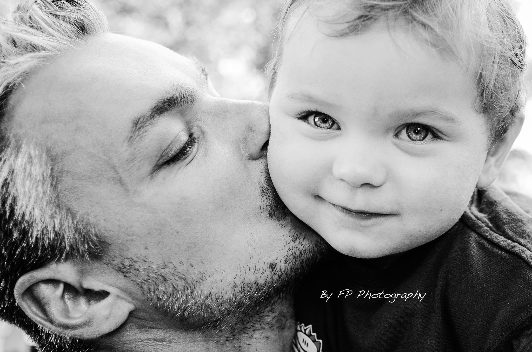 Photograph Father & Son by Francois Pheulpin on 500px