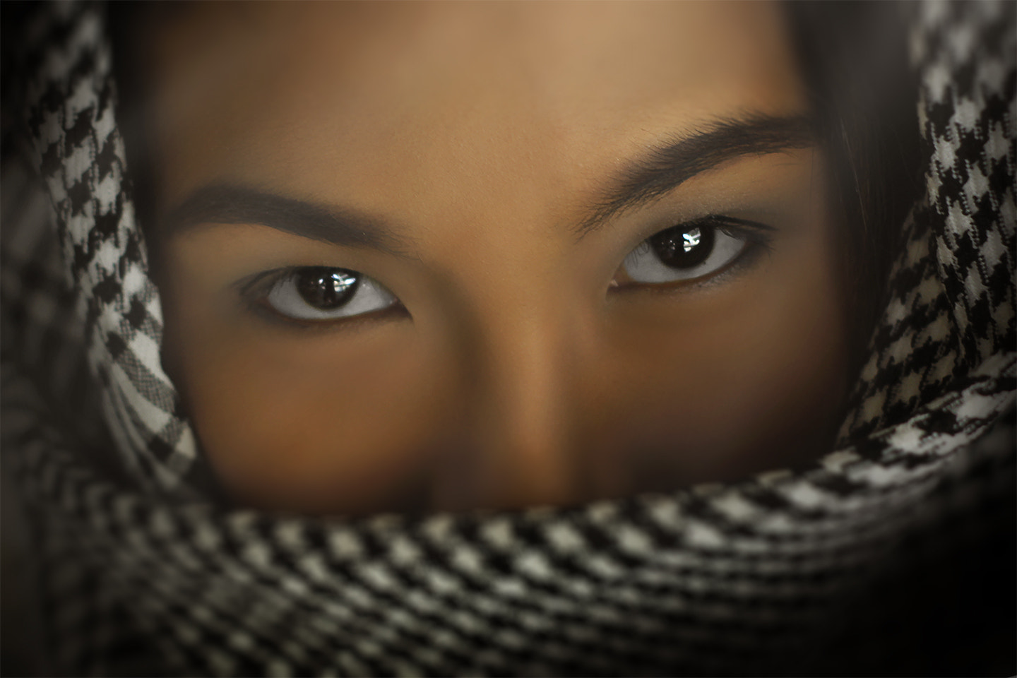 Photograph Eye's smile by Acee Coralde on 500px