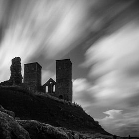 Reculver Fort (redux) by David Asch (DavidAsch)) on 500px.com