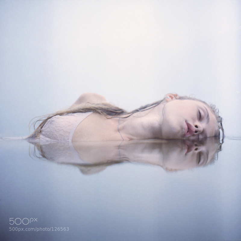 reflection by Anna Pavlova
