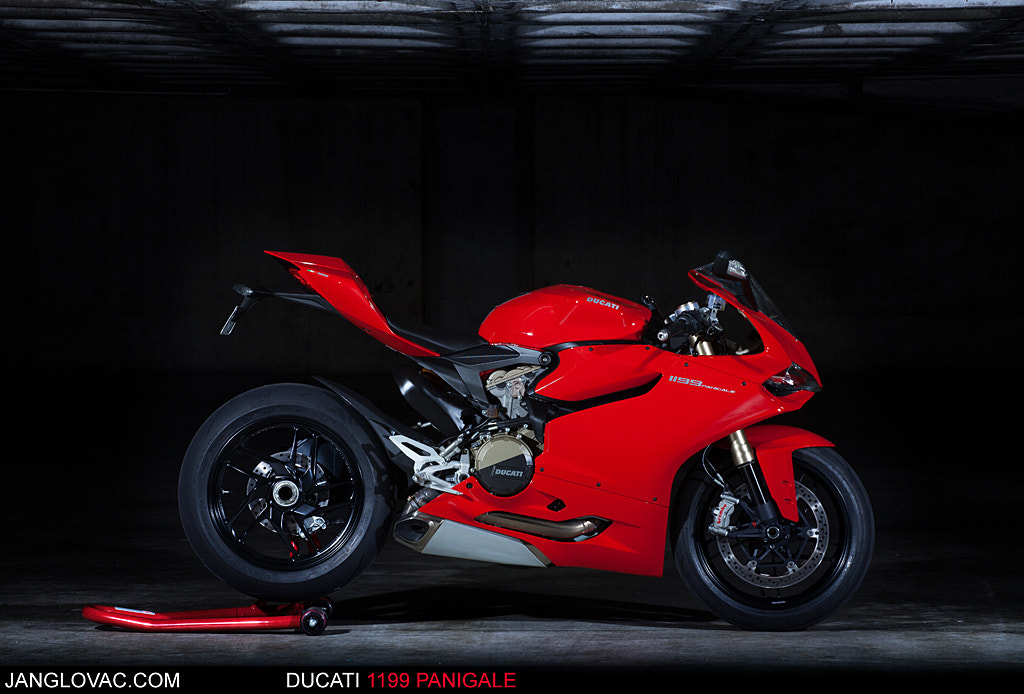 Photograph Ducati 1199 Panigale by Jan Glovac on 500px