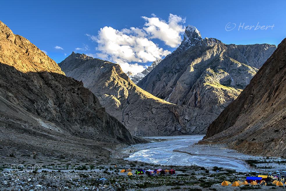 Photograph In the Karakorums by Herbert Wong on 500px