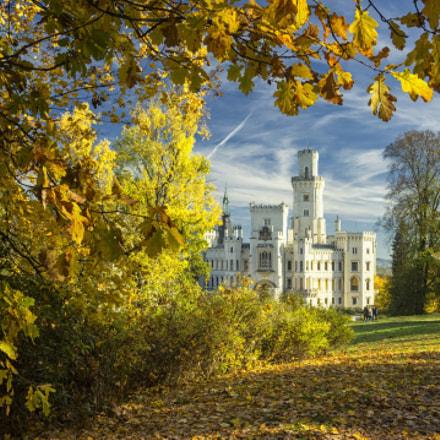 -- Hluboka Castle II. --
