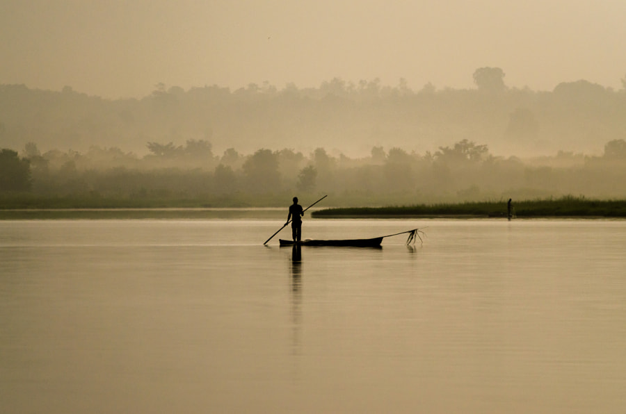 Toho Lake, Benin by Grégory Boué on 500px.com