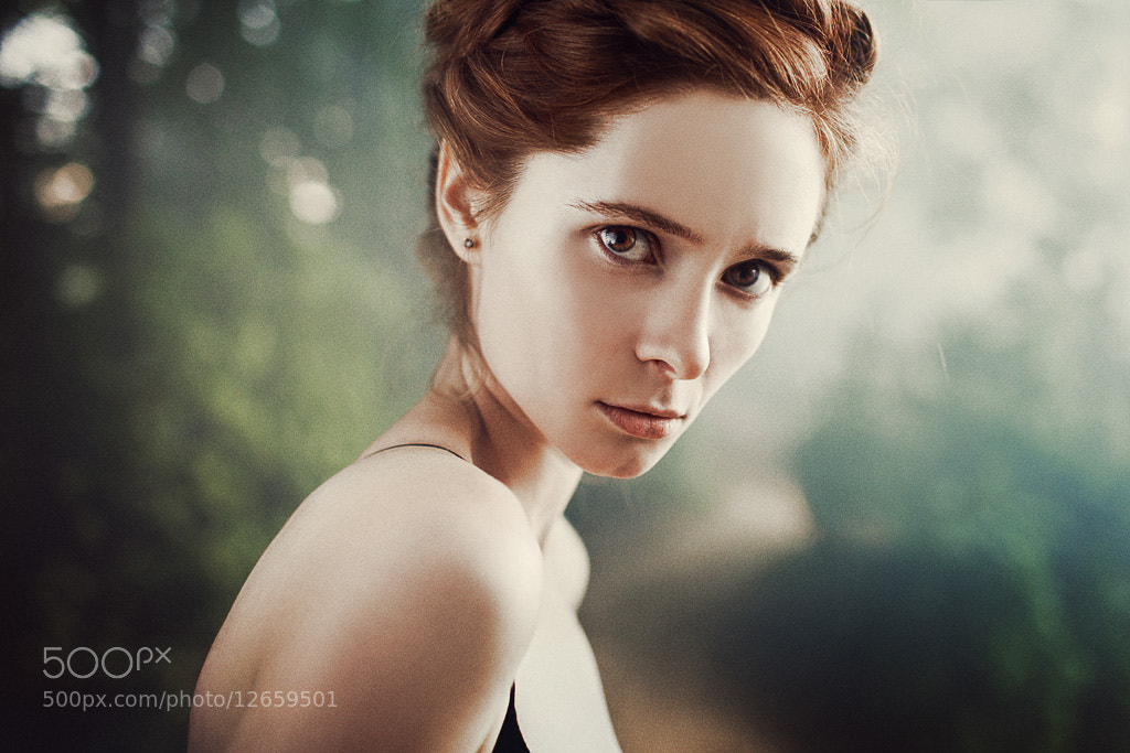 Photograph Sveta by Daniil Kontorovich on 500px