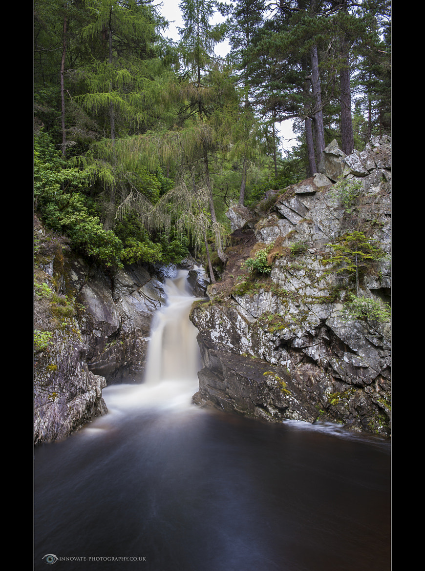 Photograph THE FALLS OF BRUAR - SCOTLAND by Paul Wright on 500px