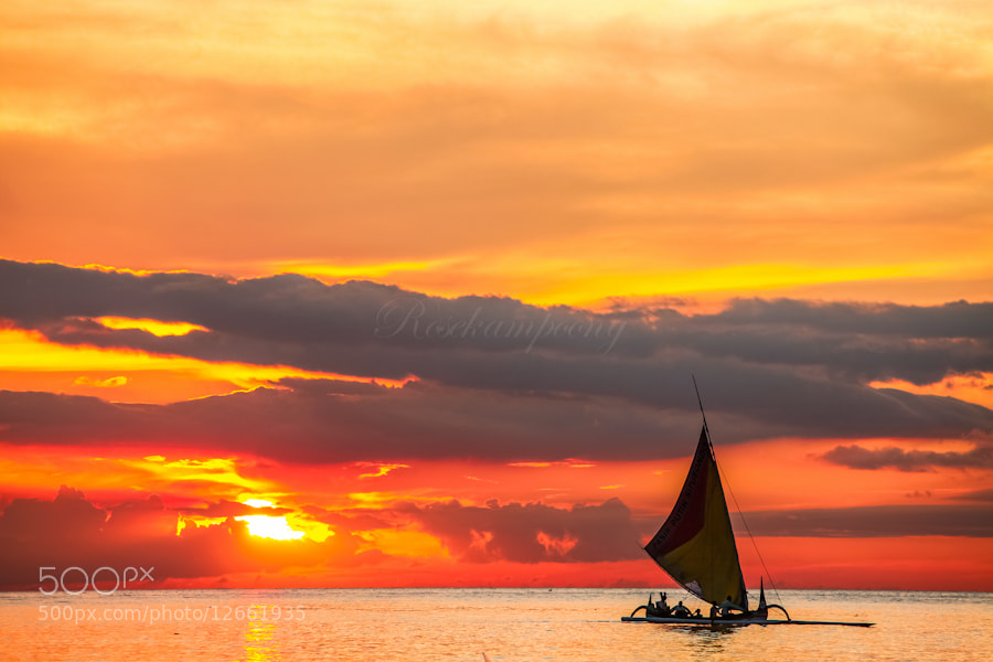 Photograph Pasir Putih Beach by Rose Kampoong on 500px