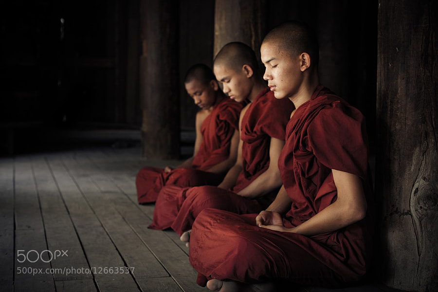 Meditation by Philippe CAP (philippecap) on 500px.com