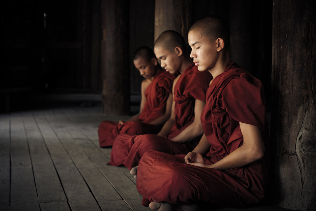 Photograph Meditation by Philippe CAP on 500px
