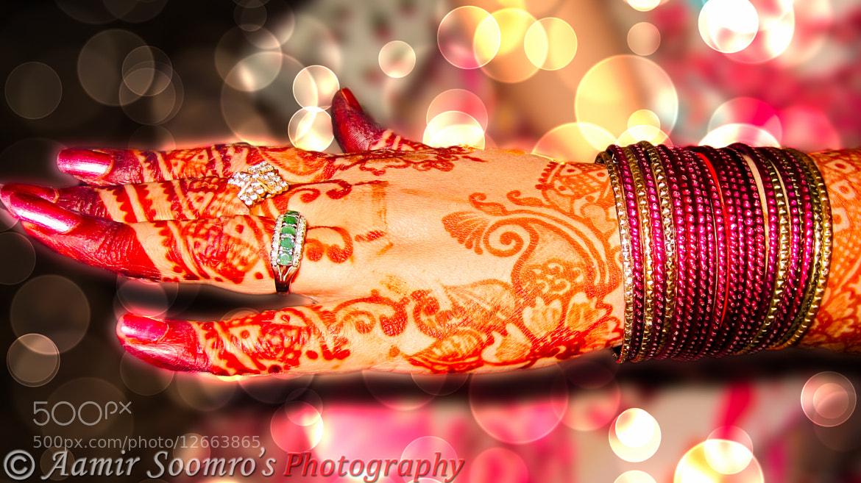 Photograph Mehndi Design by Aamir Soomro on 500px