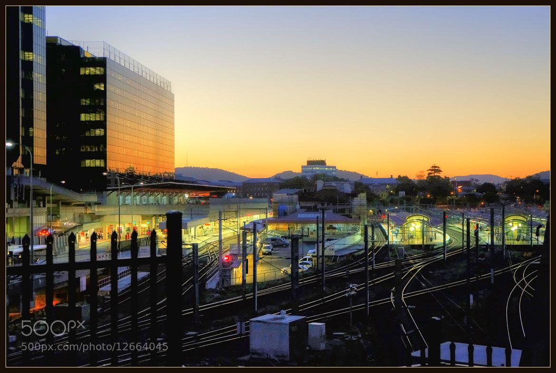 Photograph Sunset in Brisbane by Vladimir Mustetsov on 500px