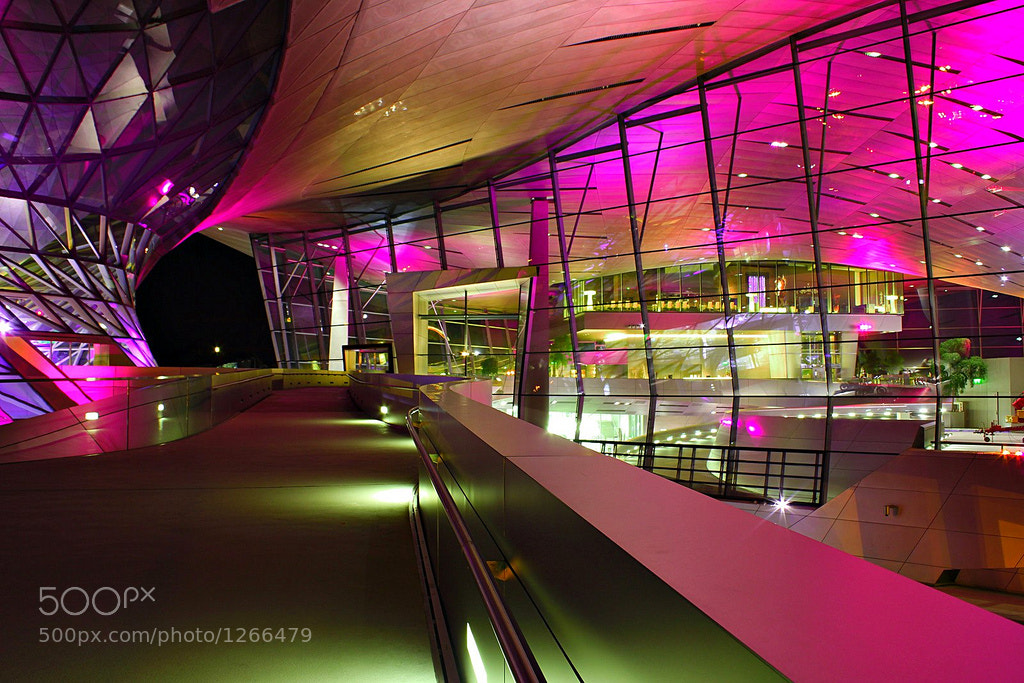 Photograph BMW Welt by Onur Yilmaz on 500px
