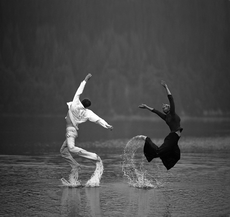 Photograph waterdance by Konstatnin Eremeev on 500px