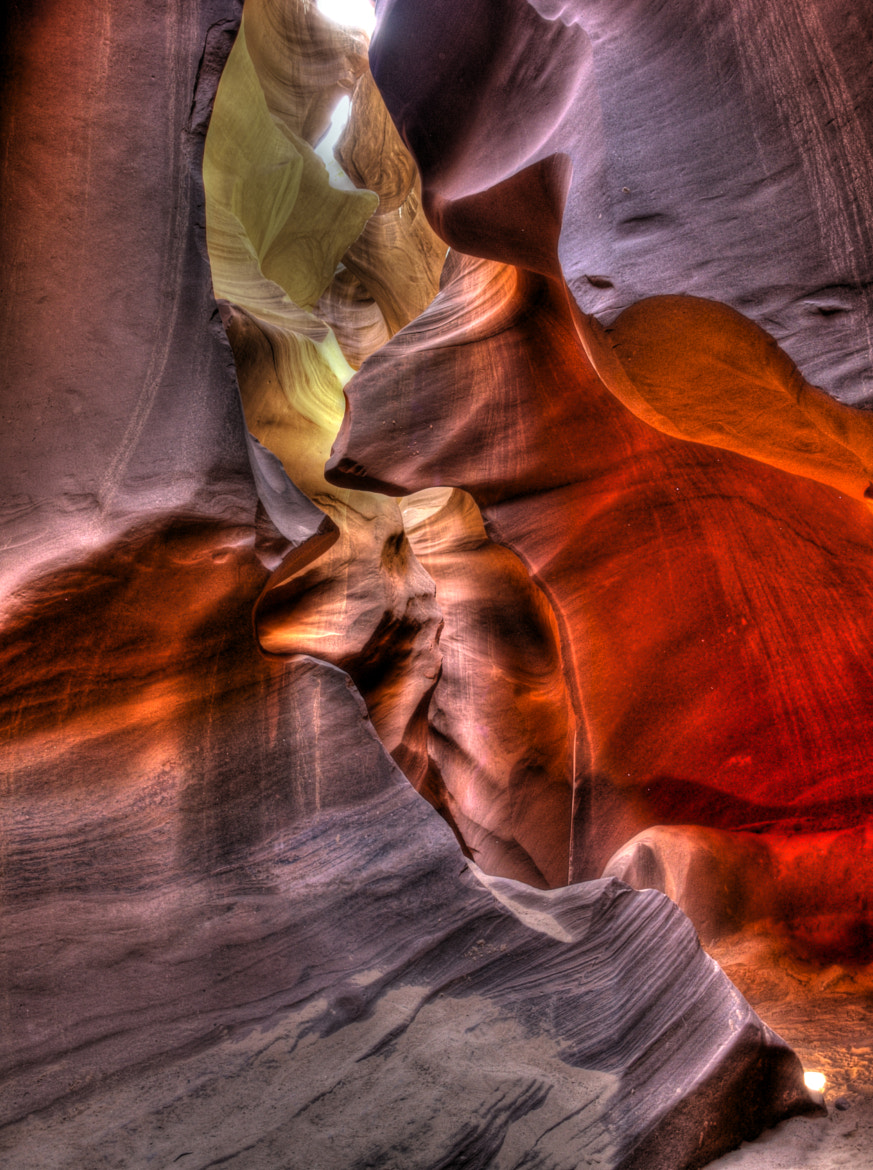Photograph Curves of Antelope Canyon by Péter Mocsonoky on 500px