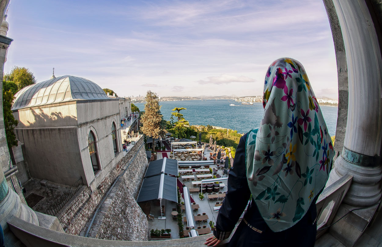 Photograph Bosphorus Terrace by Giuseppe Sapori on 500px