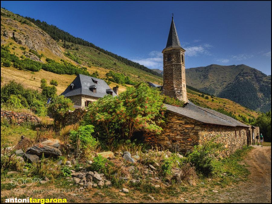 Santuari de Montgarri -2 by antoni targarona  (targagibert) on 500px.com