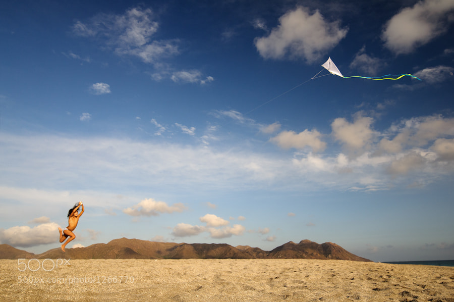 Photograph You can fly! by Jose Maria Cuellar on 500px