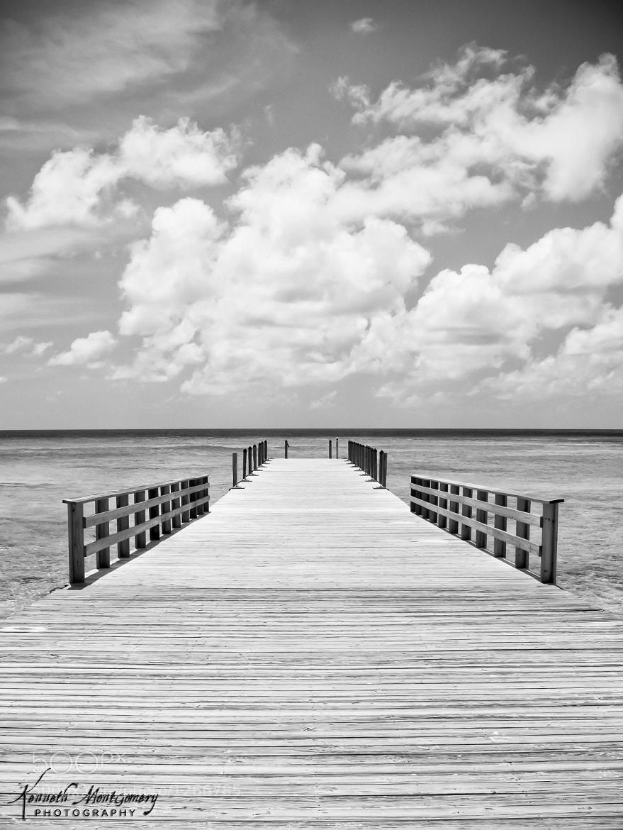 Photograph At the Pier in Grand Turk by Kenneth Montgomery on 500px