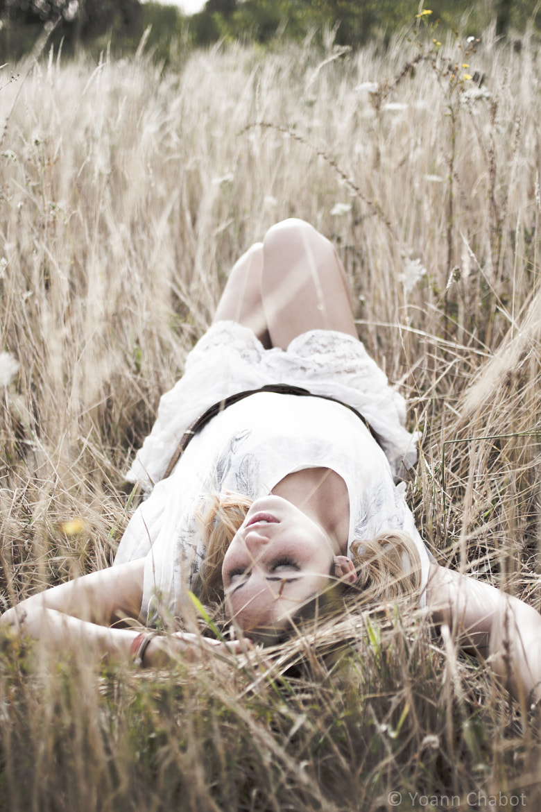 Photograph Anne Charley by Yoann Chabot on 500px