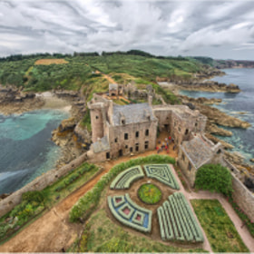 "Fort la Latte Bretagne HDR by Andrea ""AnZanov"" Zanovello (AnZanov)) on 500px.com"