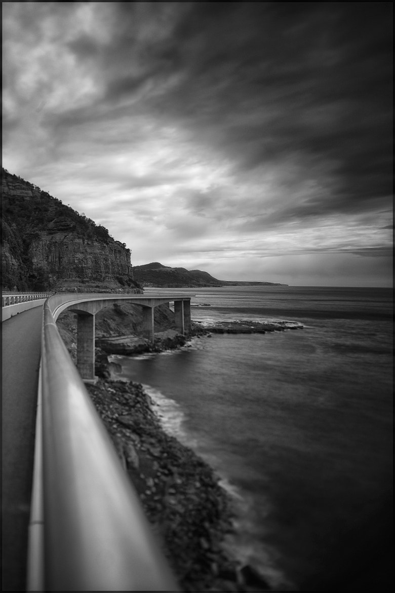 Photograph Sea Cliff Bridge by Peter Hill on 500px