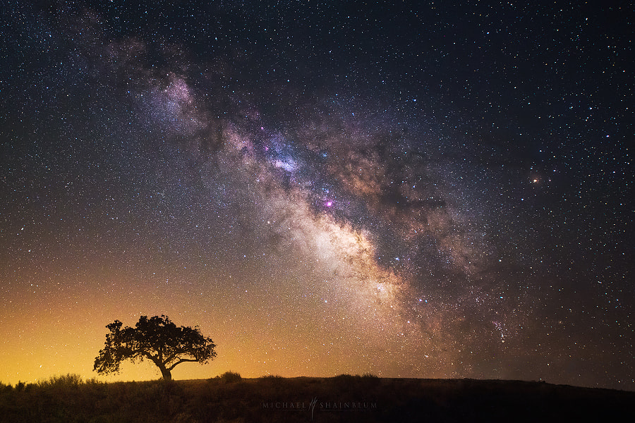 Counting Stars by Michael Shainblum on 500px.com