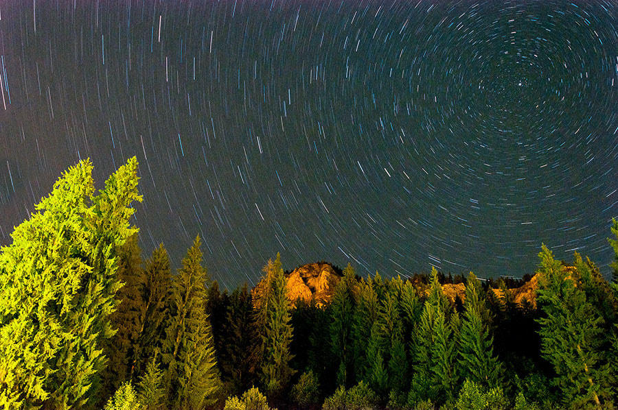 Photograph Running Stars by MARIAN Gabriel Constantin on 500px