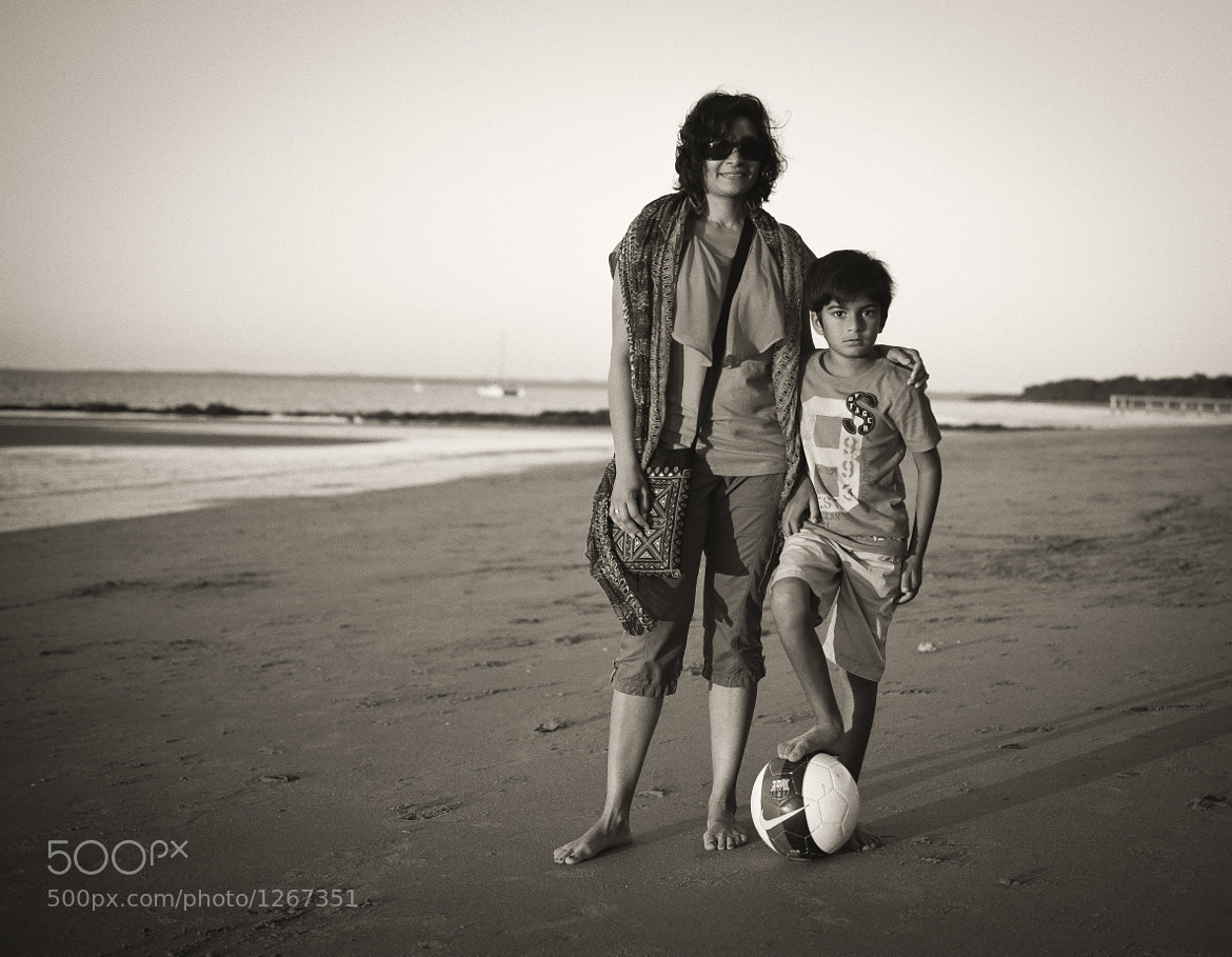 Photograph A future football star? by Anant Deboor on 500px