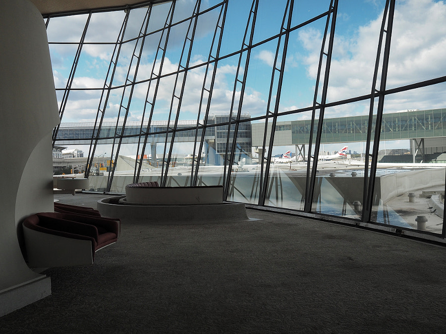 Ambassador Lounge - TWA Flight Center by Nancy Lundebjerg on 500px.com