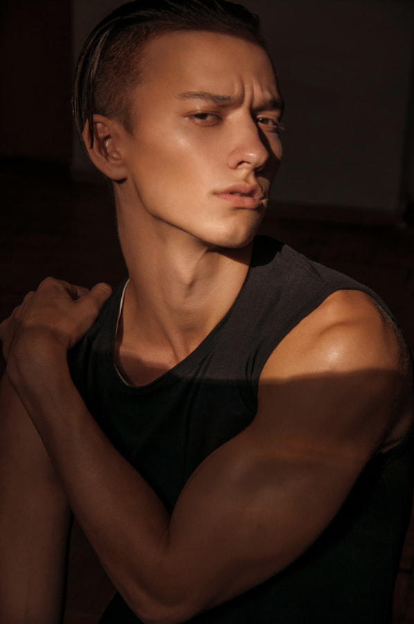 ANDREY @ IMAGE CENTER Model Management