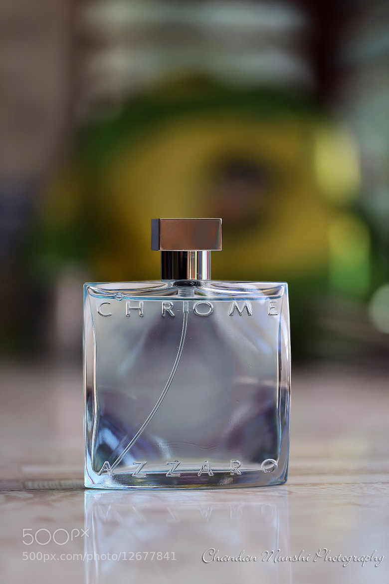 Photograph chrome azzaro perfume by chandan munshi on 500px for Chrome azzaro perfume