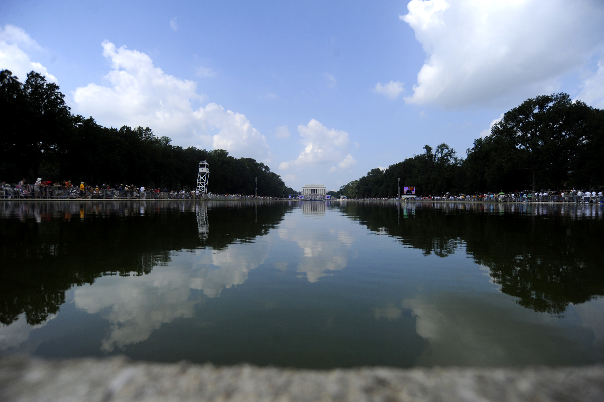 Photograph Reflecting Pool by TJ Root on 500px