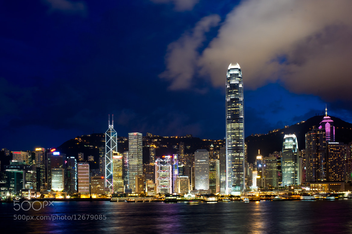 Photograph Victoria Harbour - Hong Kong by Lawrence Chan on 500px