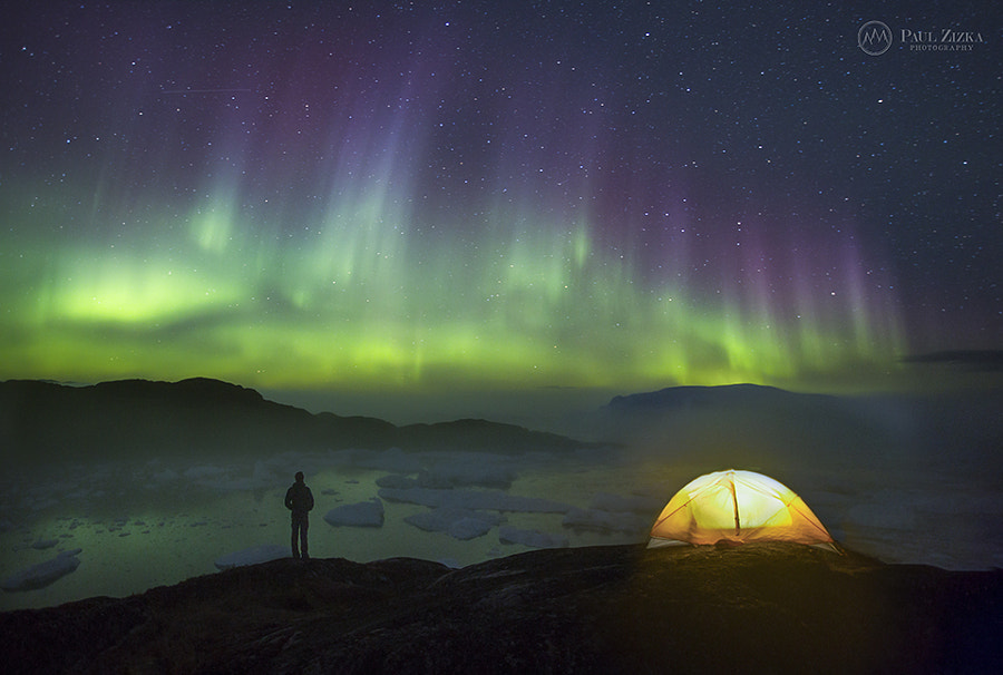 The Green in Greenland by Paul Zizka on 500px.com
